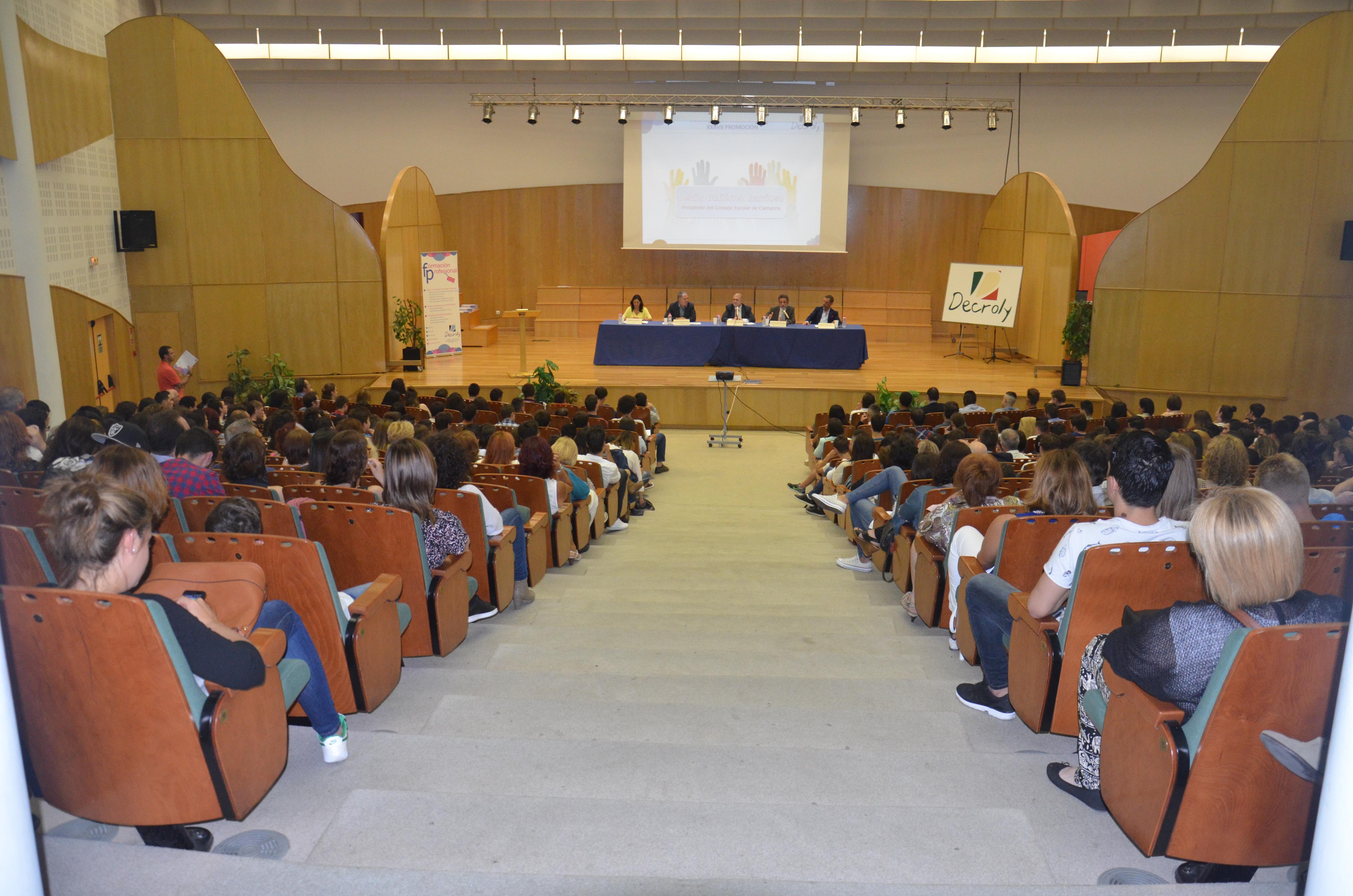 DECROLY - Centro Concertado de Formación Profesional en Santander | Jiménez Díaz 5, 39007 Santander (Cantabria) | +34 942 375 708