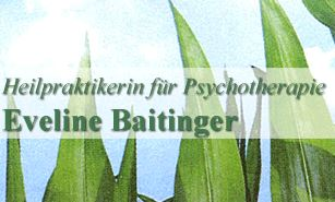 Heilpraktikerin für Psychotherapie Eveline Baitinger