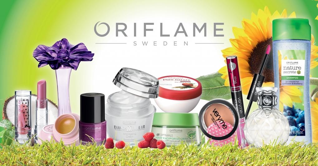 Oriflame Cosmetics - Orinet Independent Consultants