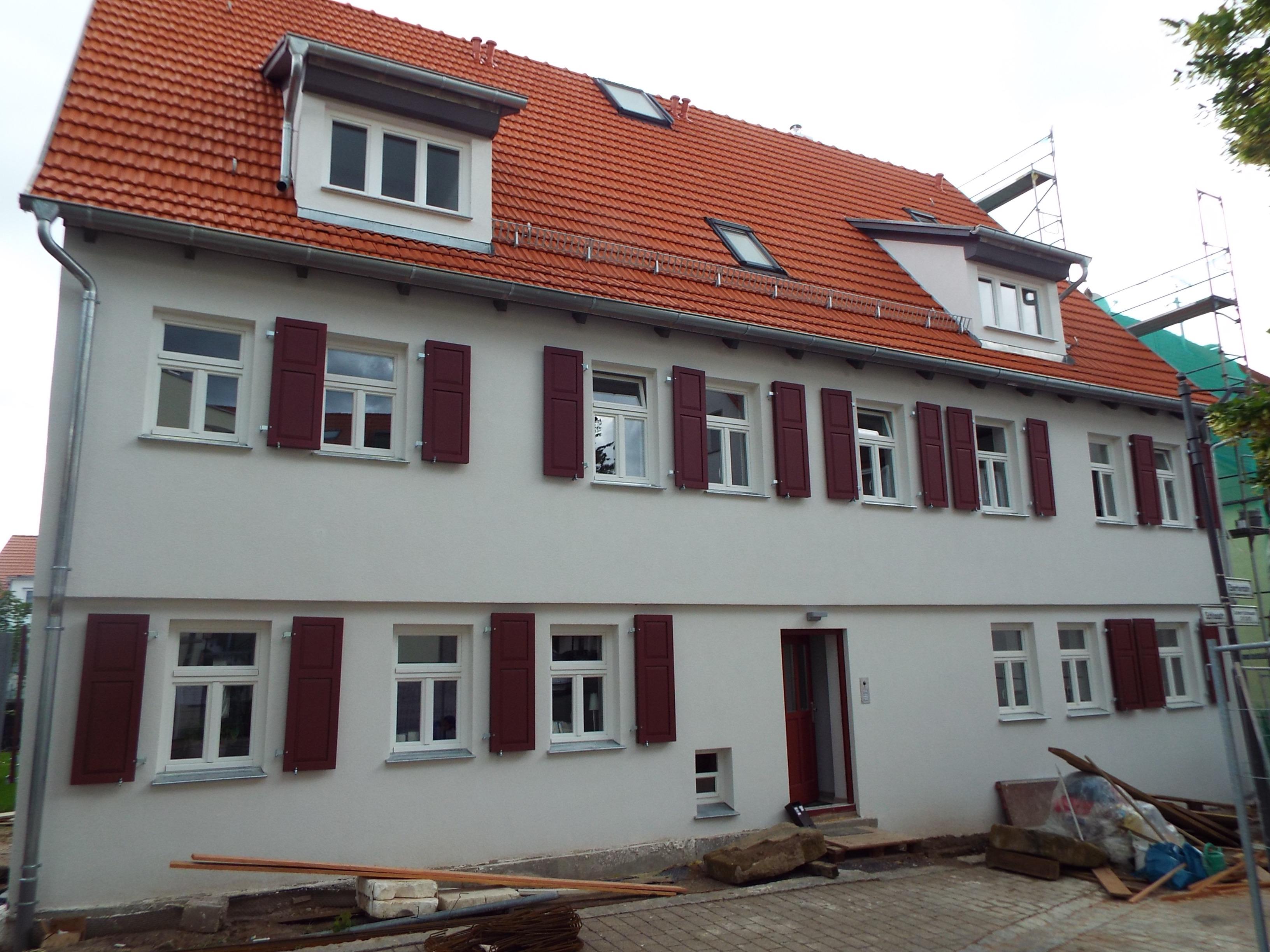 CASA VIVA Das lebendige Denkmal Wohnbau GmbH