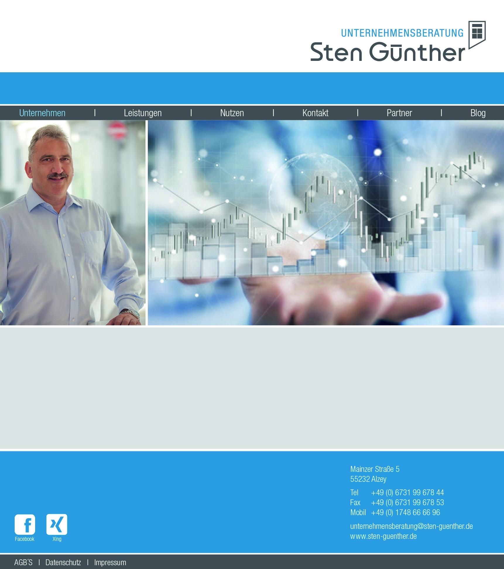 Unternehmensberatung Sten Günther