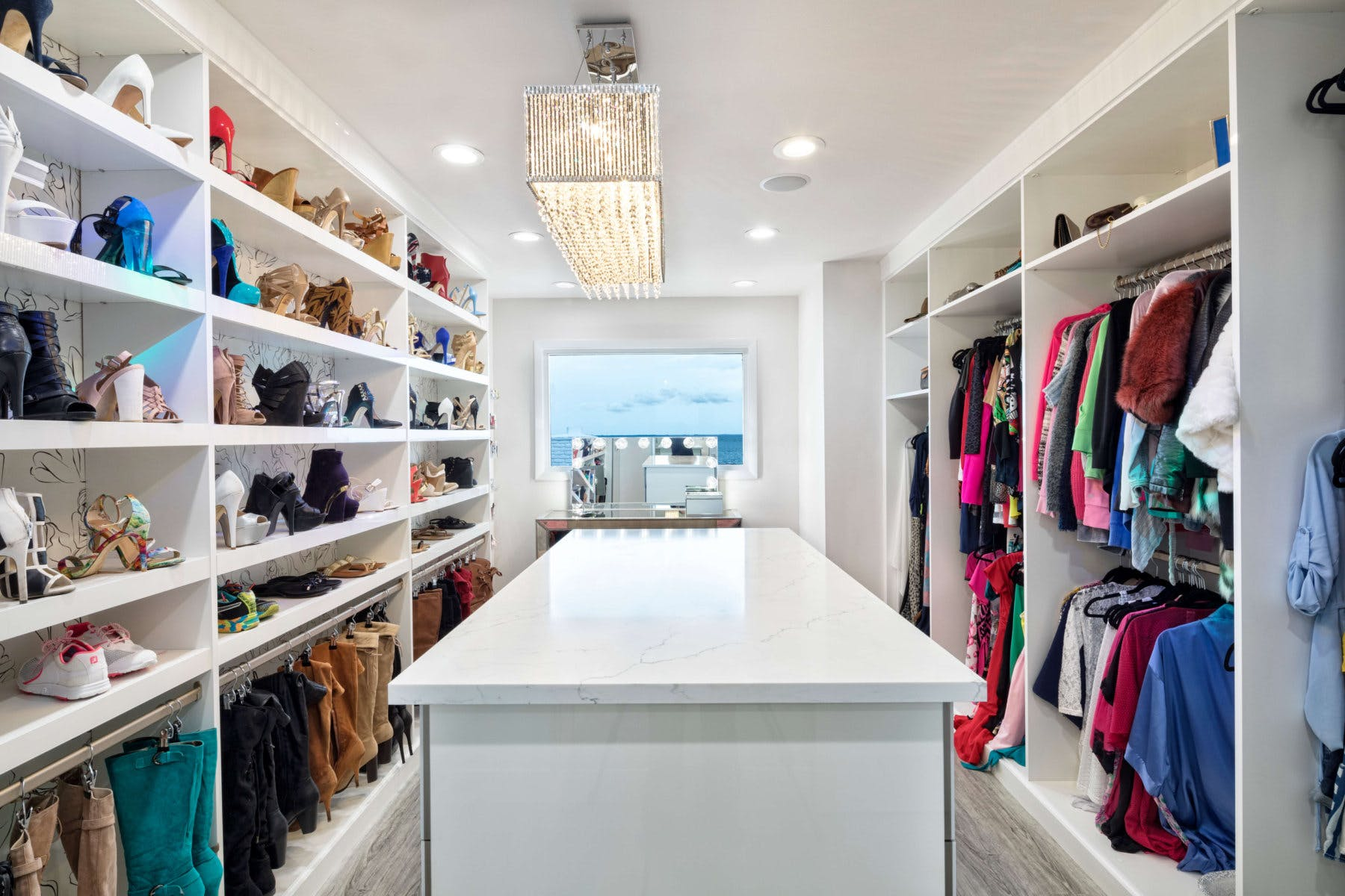Wonderful ... Closet Factory ...