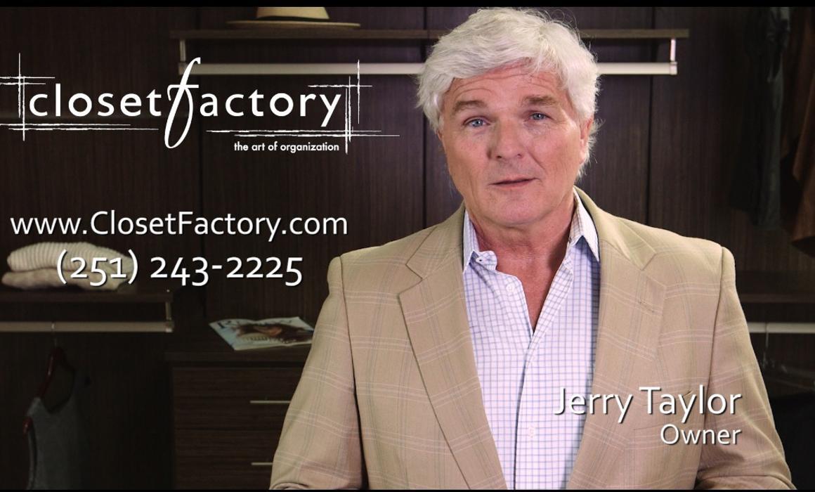 Closet Factory - Daphne, AL