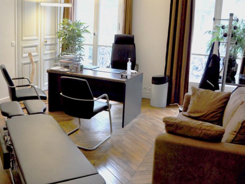 Cabinet d'Ostéopathie Paris Raspail