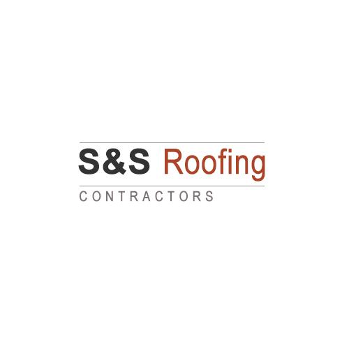S & S Roofing Contractors Logo