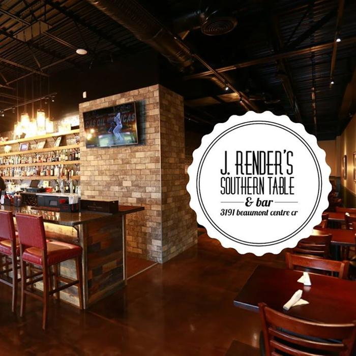 J. Render's Southern Table & Bar - Lexington, KY
