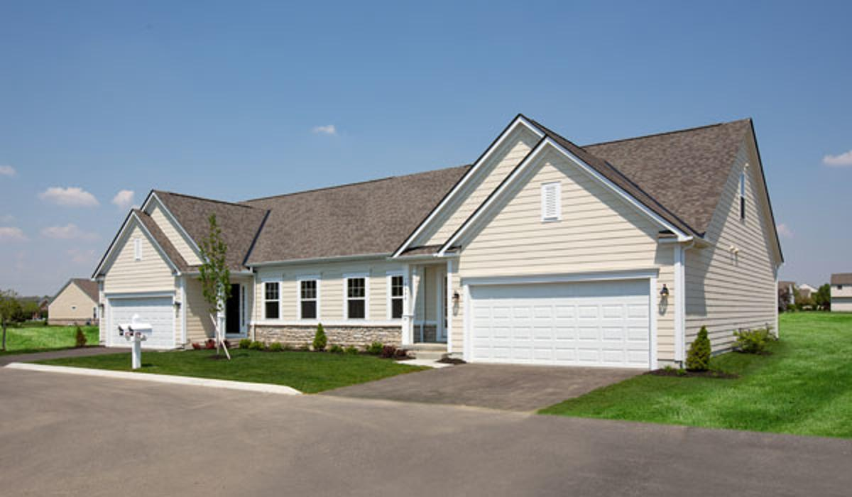 Rockford Homes - Brickstone Green Condos - Hilliard, OH