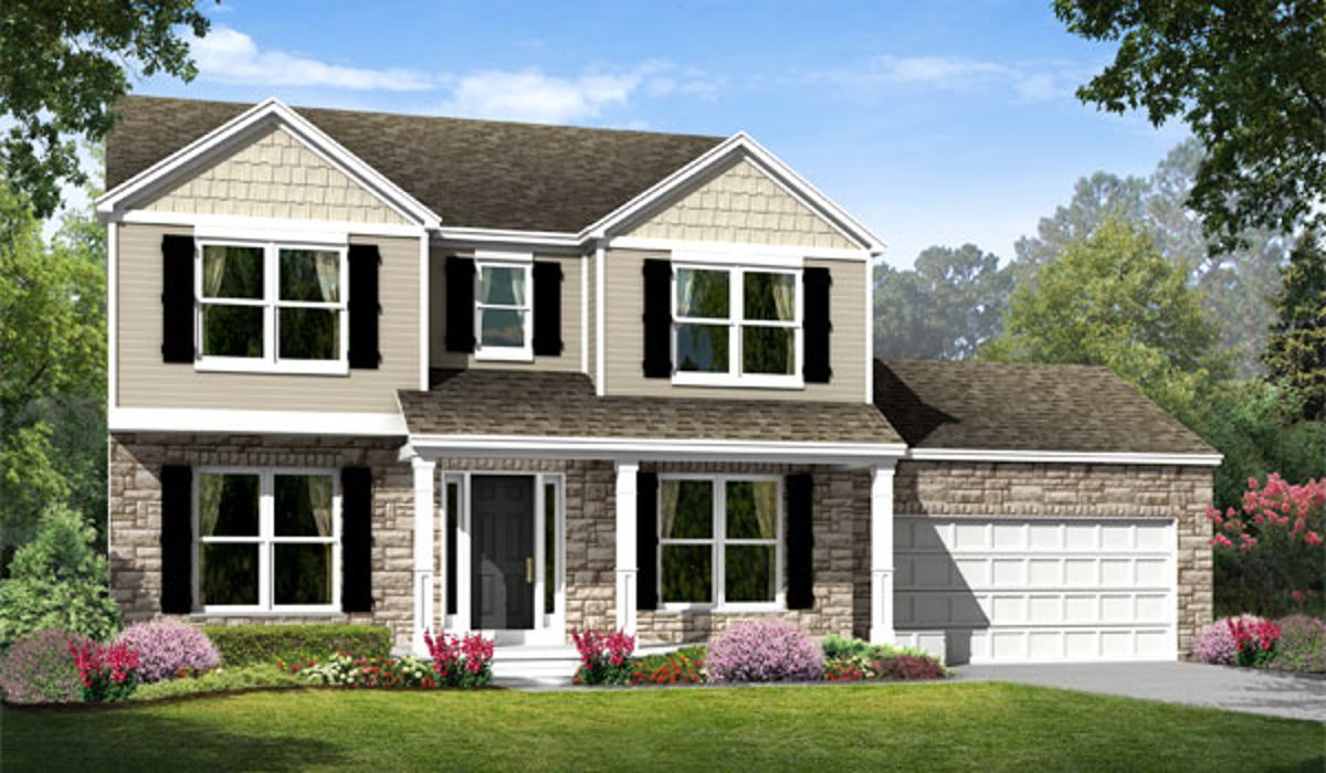 CLOSED - Rockford Homes - Hampton Reserve - Hilliard, OH