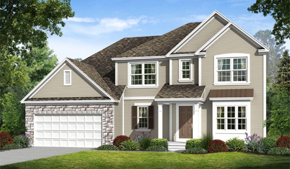 Rockford Homes - Braumiller Woods - Delaware, OH