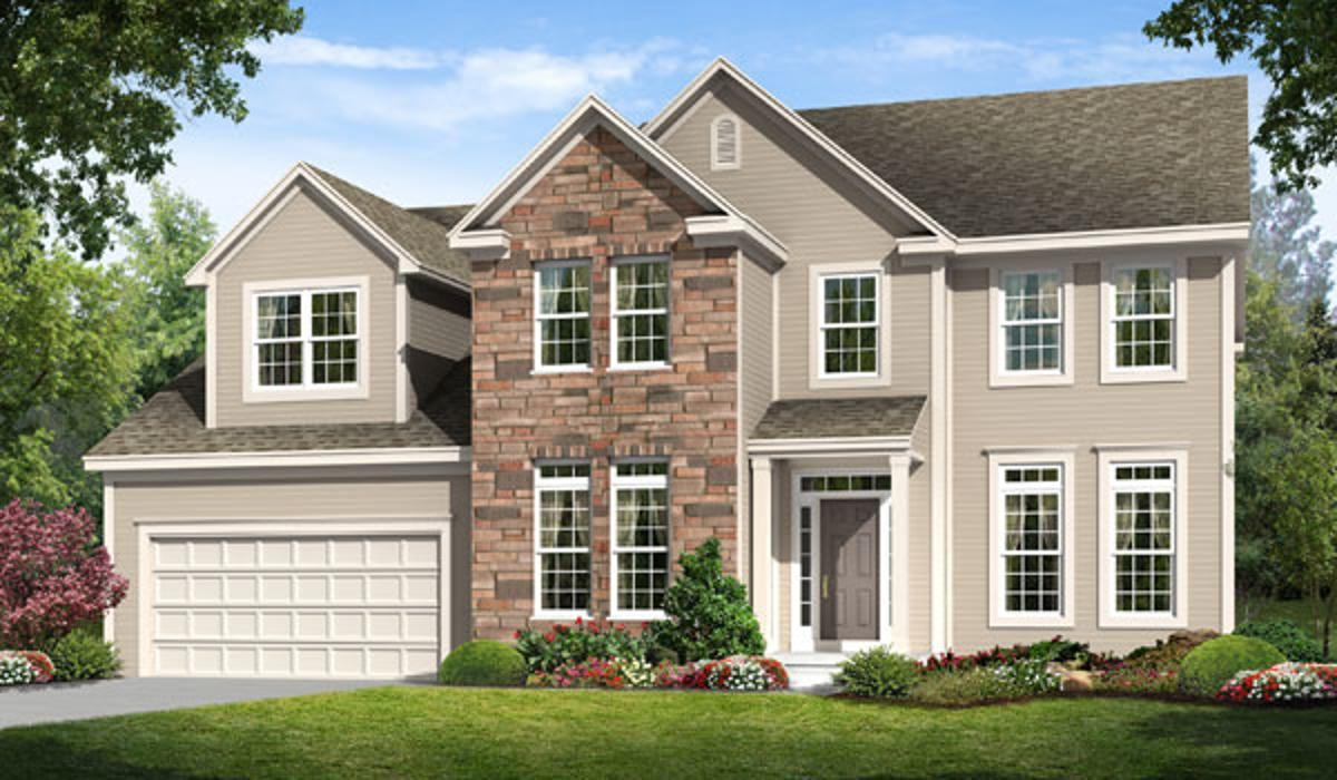 Rockford Homes - Park Ridge - Newark, OH
