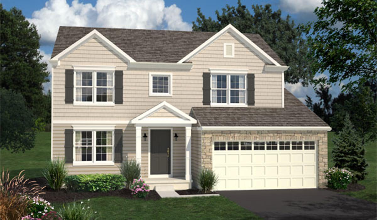 Rockford Homes - Dorchester - Blacklick, OH