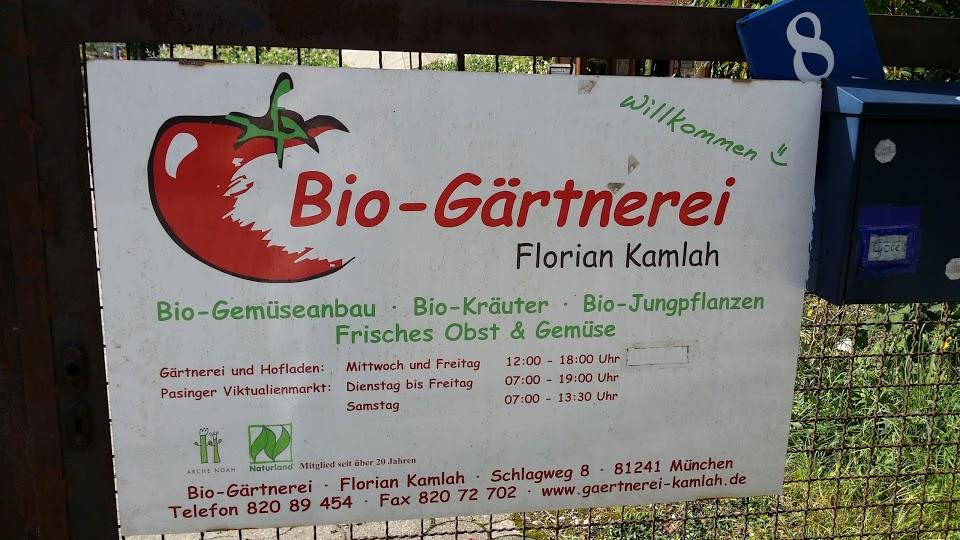 Biogärtnerei Florian Kamlah
