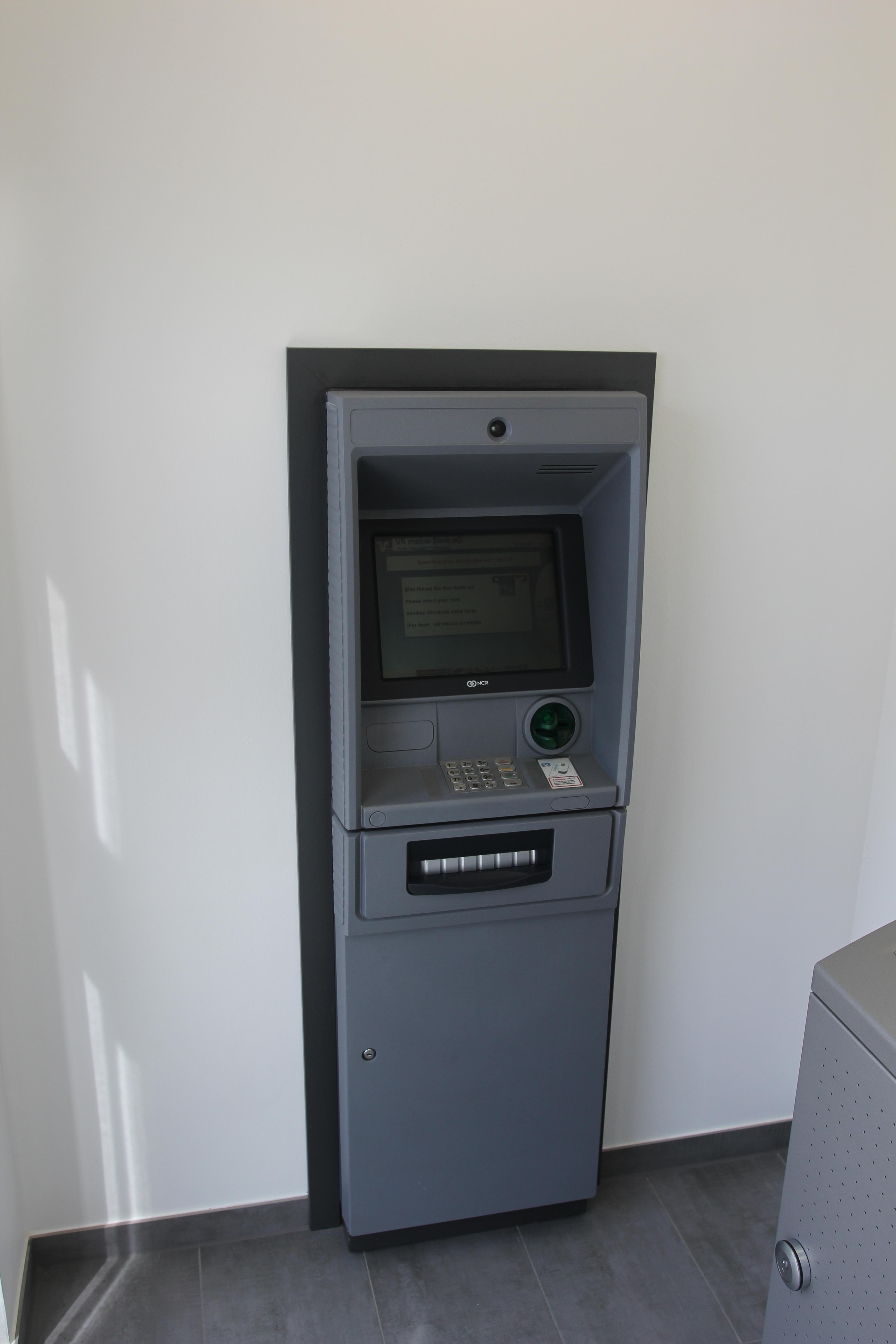 Geldautomat der VR meine Bank eG