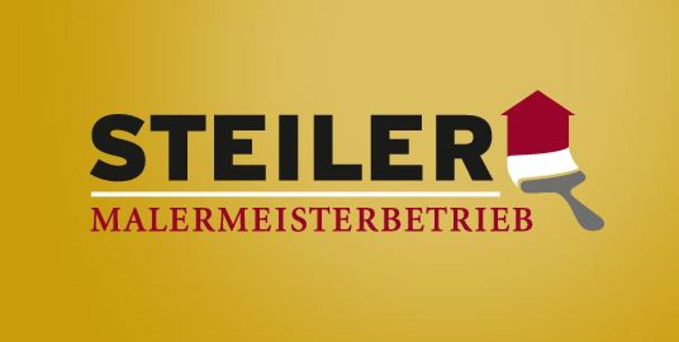 Logo von STEILER Malermeisterbetrieb