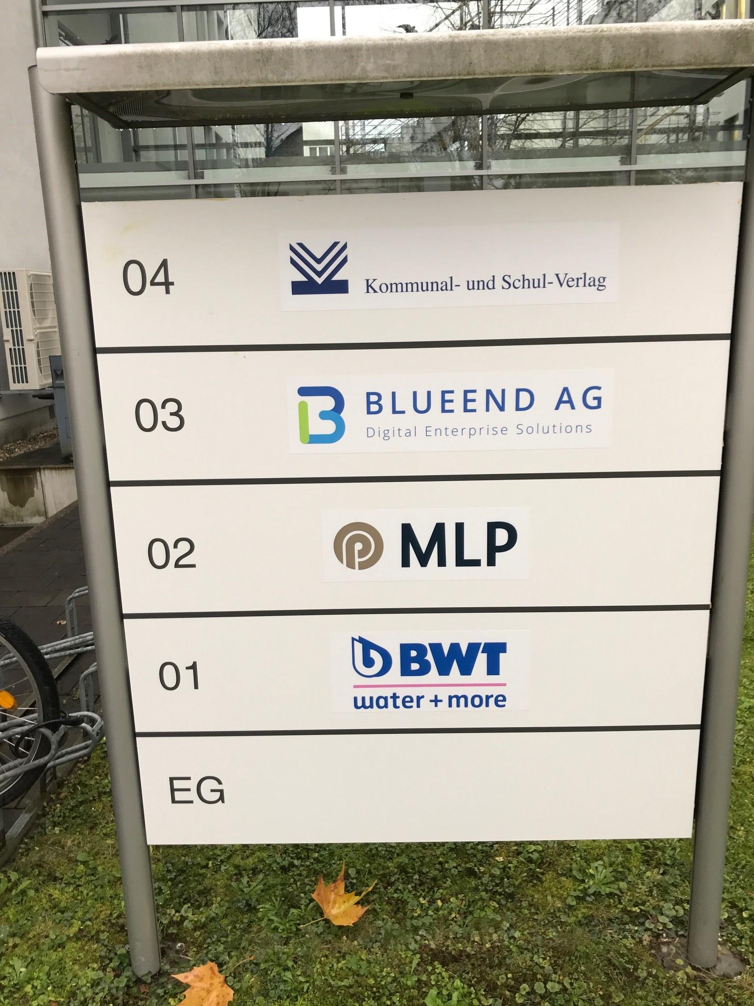 MLP Geschäftsstelle Wiesbaden I