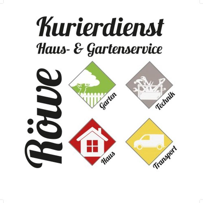 Bild zu Kurierdienst Haus & Gartenservice Röwe in Flintbek