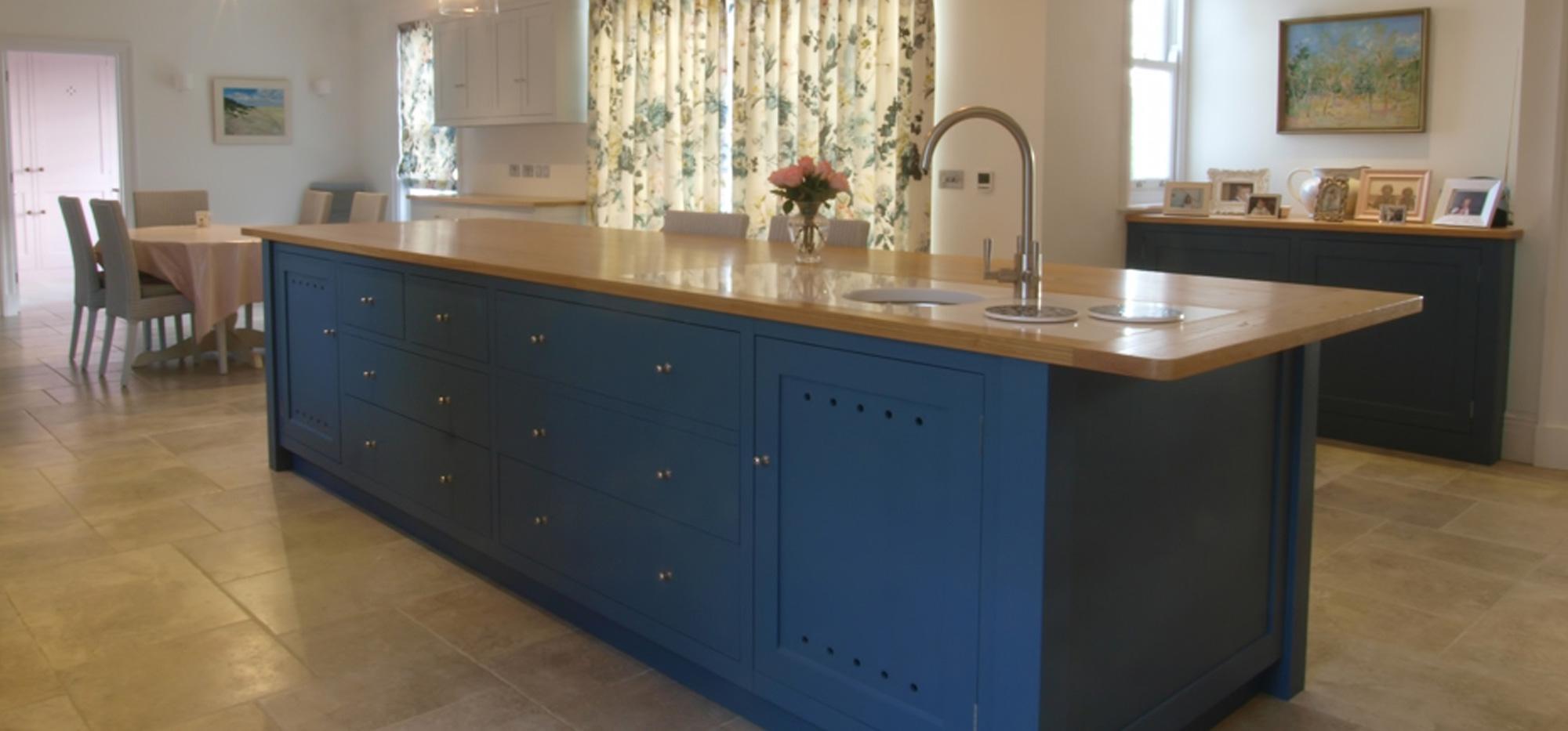 Stylish Wood and Stone Kitchens - Ipswich, Suffolk IP4 3QL - 01473 216300 | ShowMeLocal.com