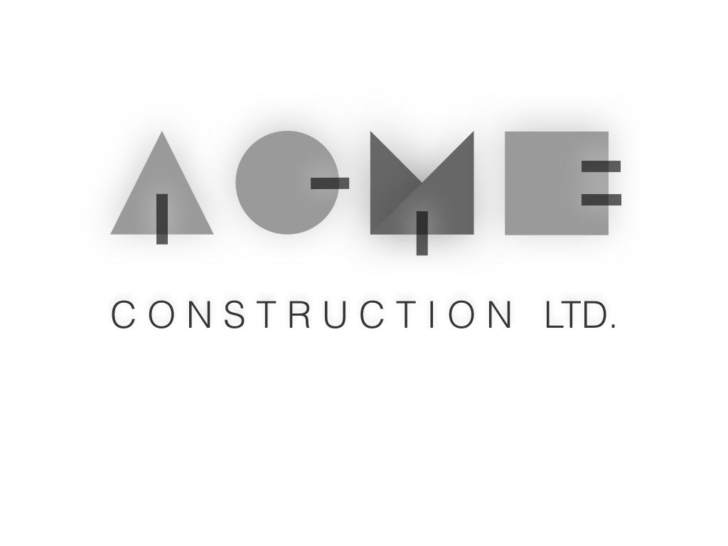 Acme Construction Ltd