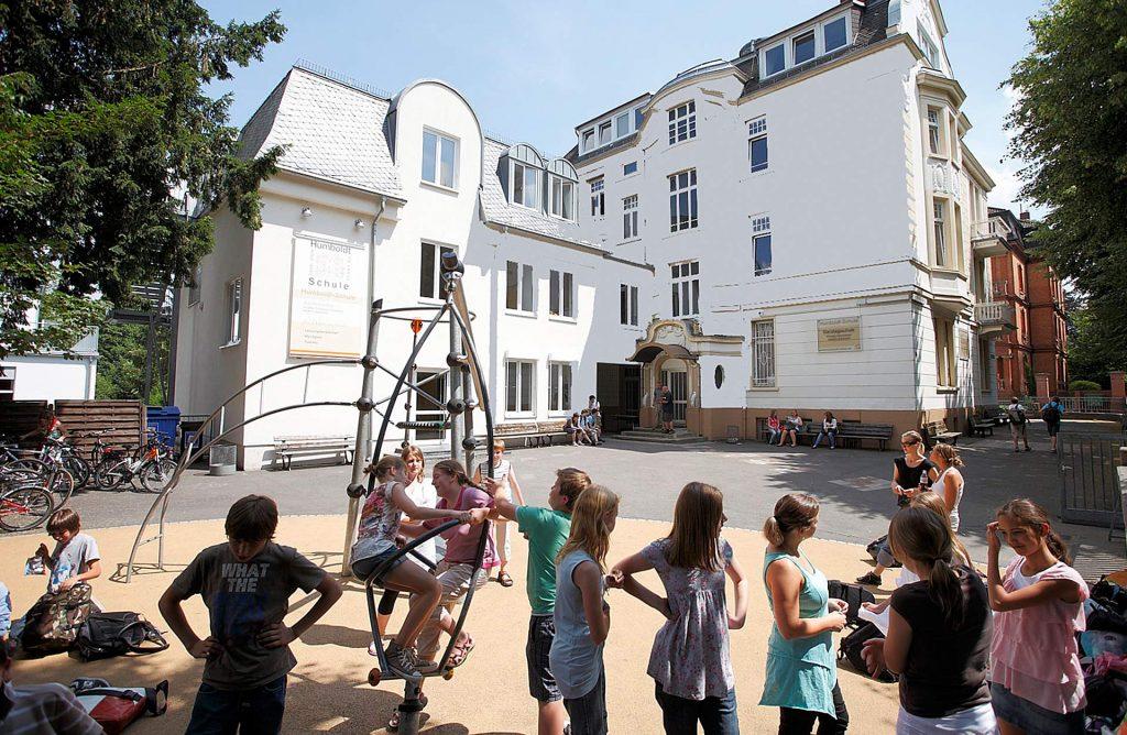 Humboldt Schule, Priv. Gymnasium gemeinnützige GmbH