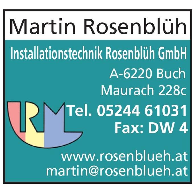 Installationstechnik Rosenblüh GmbH