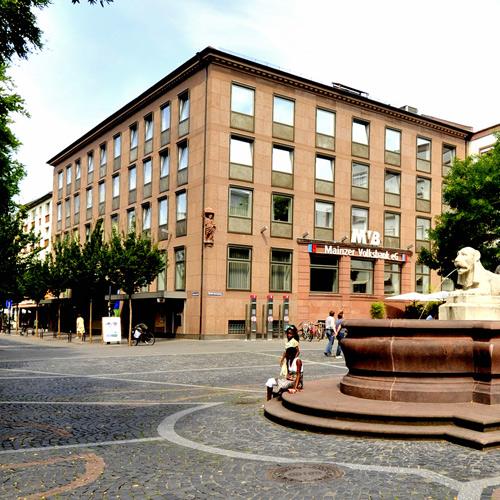 Mainzer Volksbank eG, Regionalcenter Neubrunnenplatz