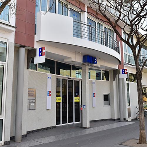 Mainzer Volksbank eG, Regionalcenter Schöfferstr./Höfchen