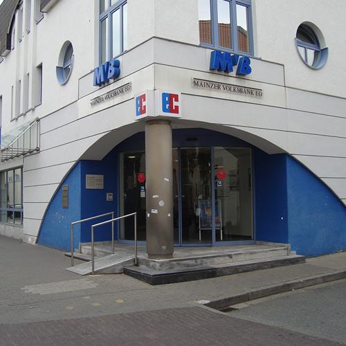 Mainzer Volksbank eG, Regionalcenter Hechtsheim