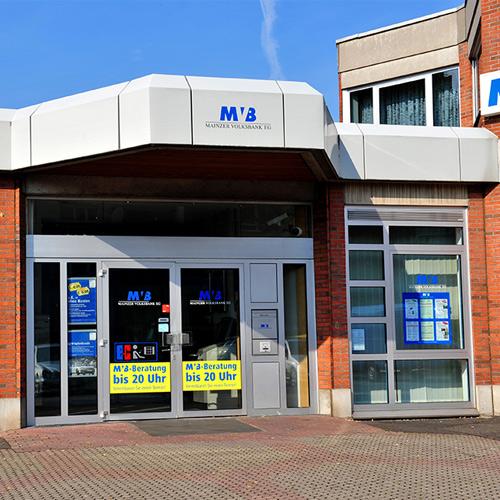 Mainzer Volksbank eG, Regionalcenter Mainz-Kastel