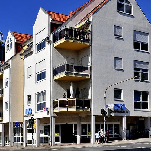 Mainzer Volksbank eG, Regionalcenter Ingelheim Konrad-Adenauer-Straße