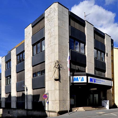 Mainzer Volksbank eG, Regionalcenter Bingen