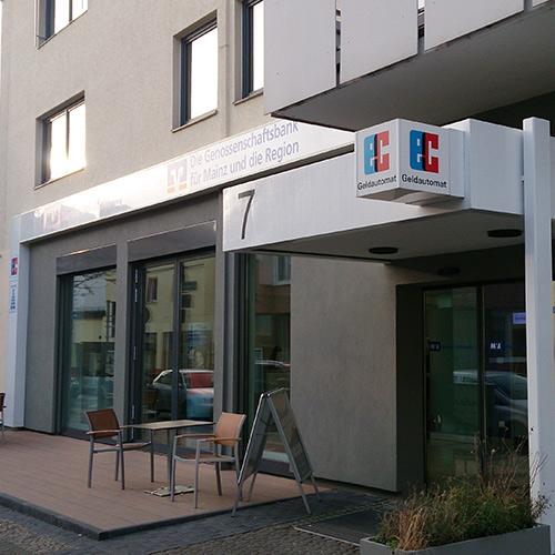 Mainzer Volksbank eG, Regionalcenter Bretzenheim