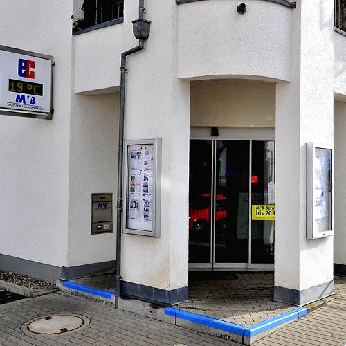 Mainzer Volksbank eG, Filiale Ebersheim