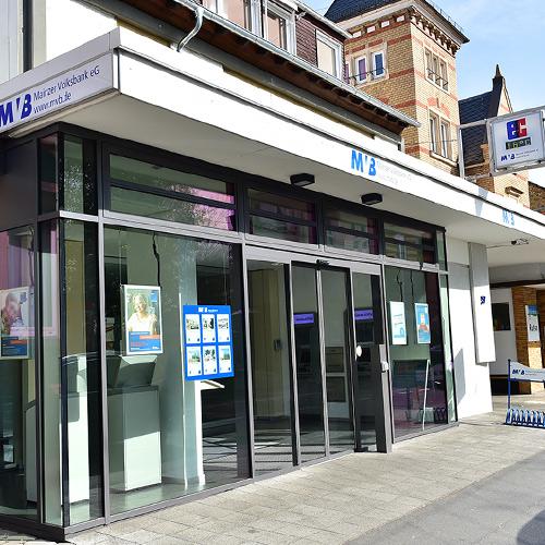 Mainzer Volksbank eG, Regionalcenter Gonsenheim