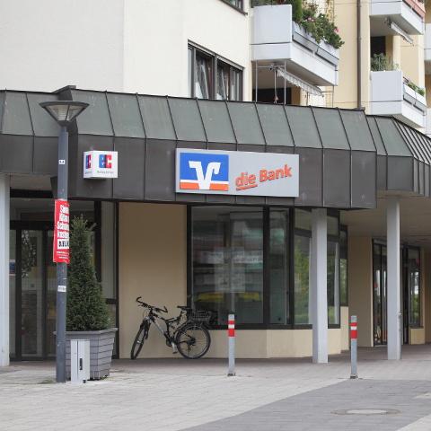 Vereinigte Volksbank eG - Filiale Diezenhalde