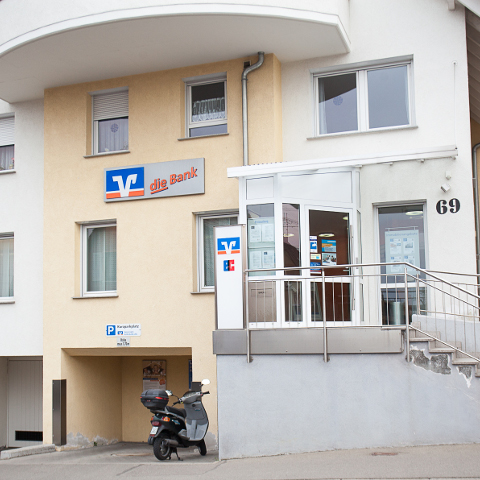 Vereinigte Volksbank eG - Filiale Musberg