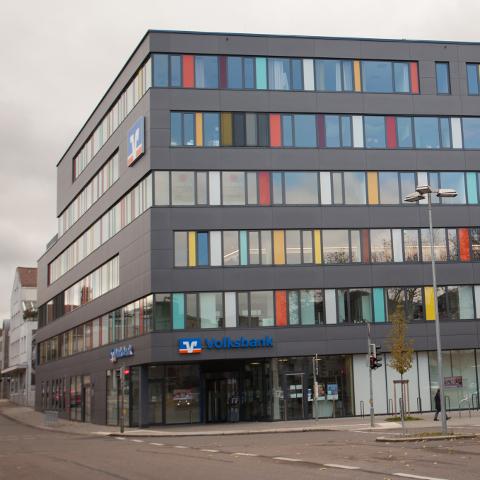 Vereinigte Volksbank eG - Hauptstelle Sindelfingen