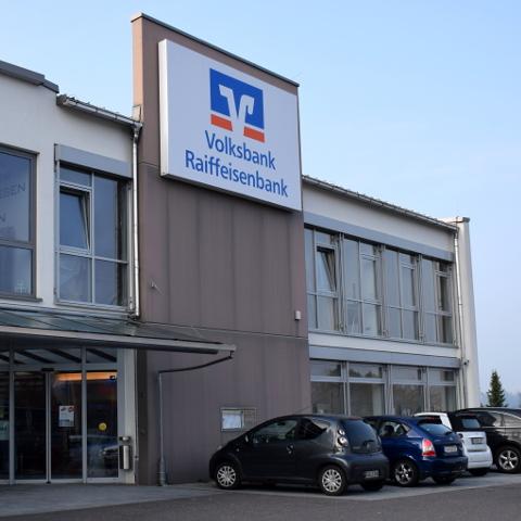 Vereinigte Volksbank eG - Filiale Kimmichwiesen
