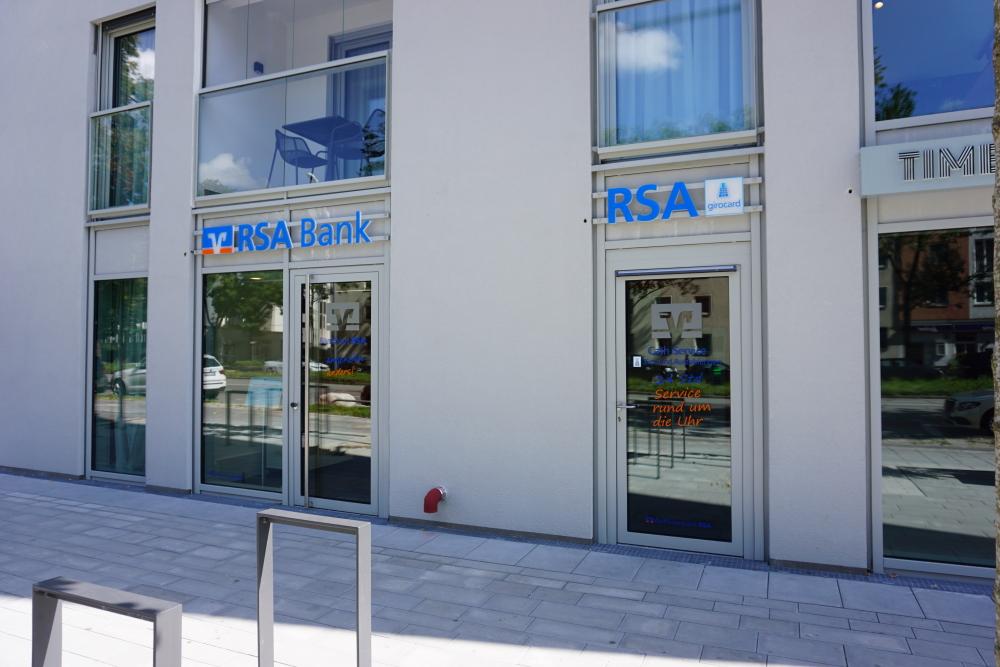 Foto de Raiffeisenbank RSA eG, Geschäftsstelle München