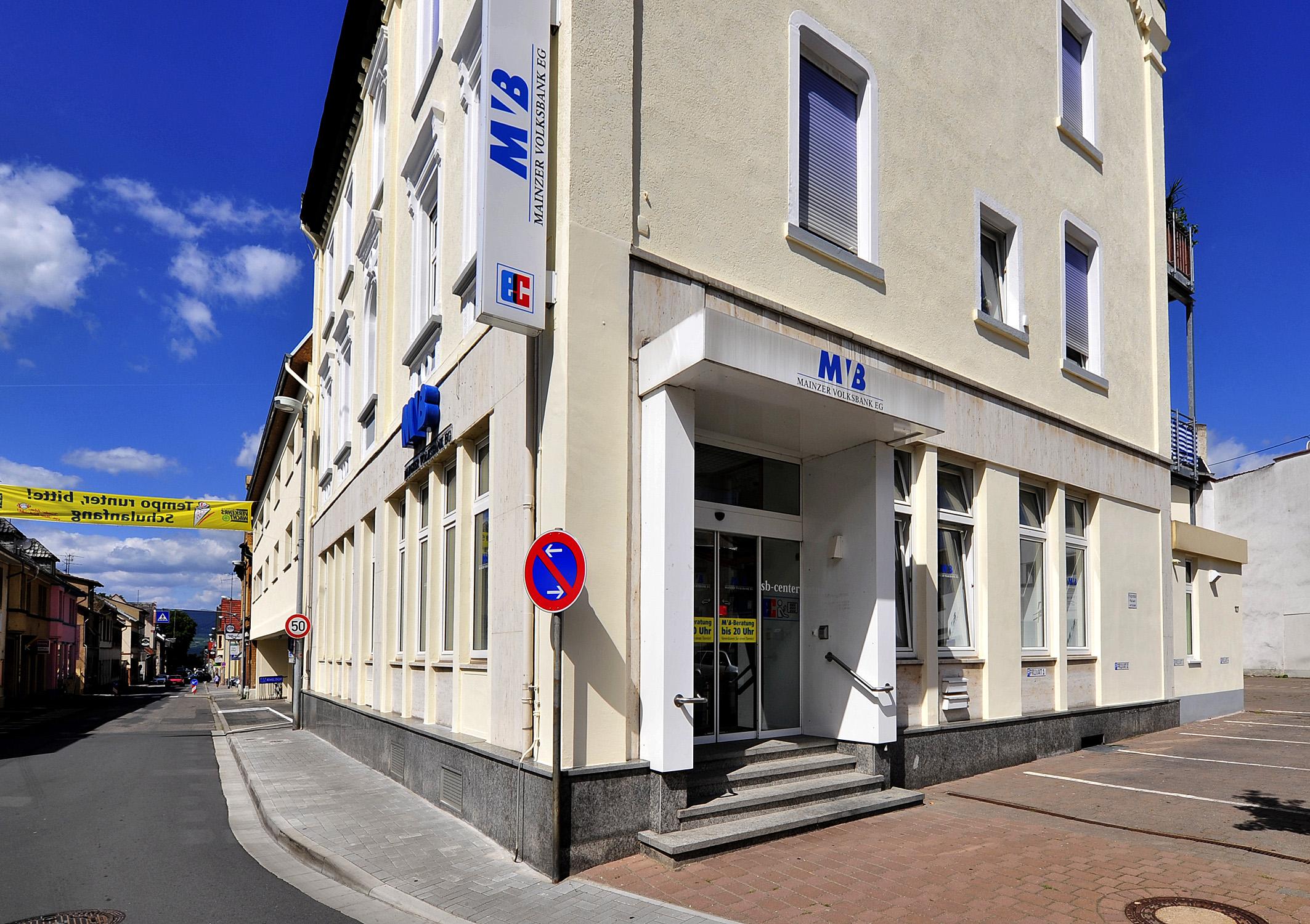 Mainzer Volksbank eG, SB-Stelle Ingelheim