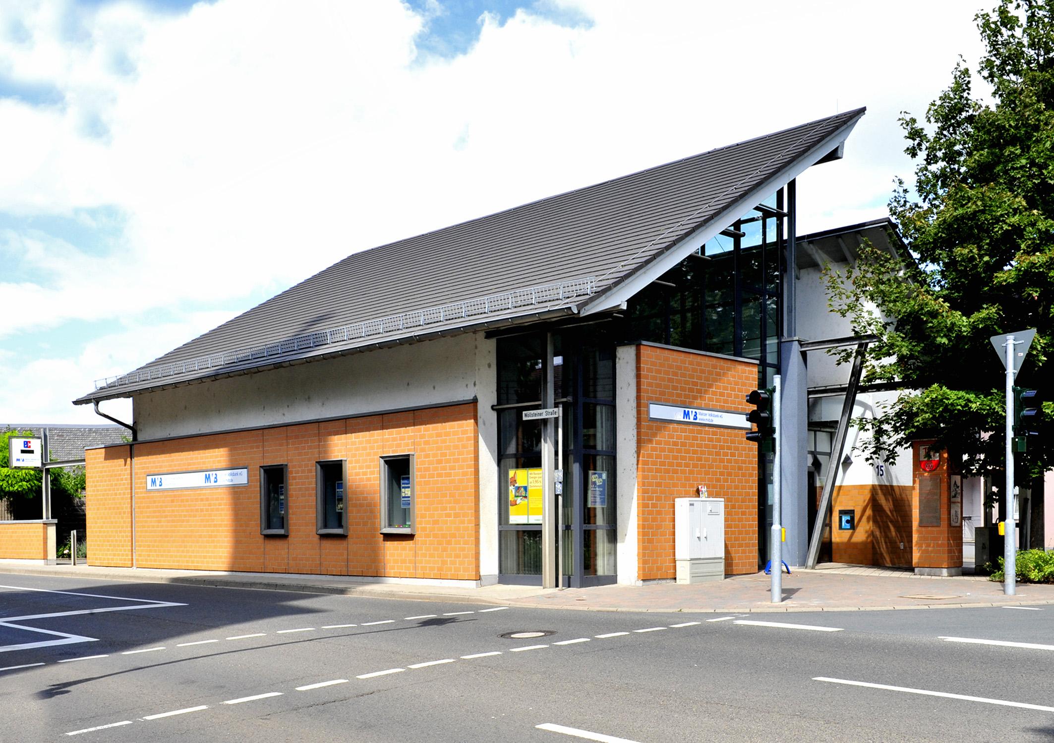 Mainzer Volksbank eG, SB-Stelle Gau-Bickelheim