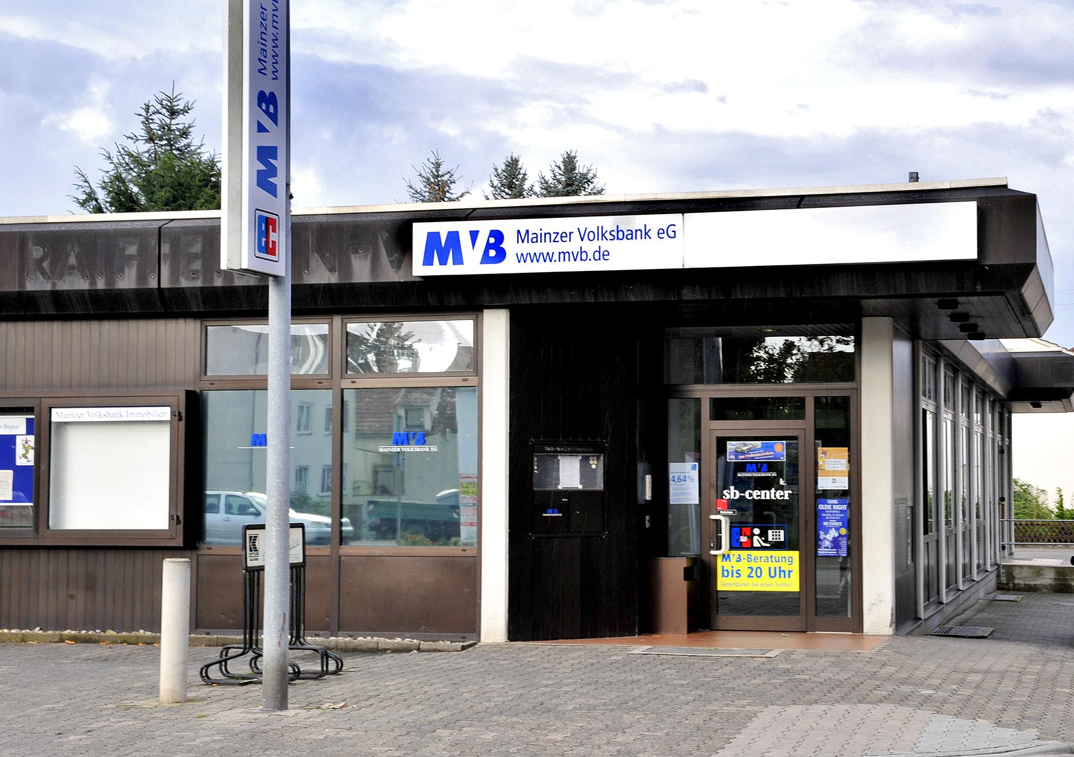 Mainzer Volksbank eG, SB-Stelle Frei-Weinheim
