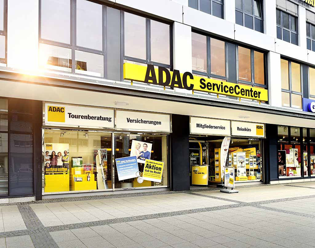 adac servicecenter reiseb ro in frankfurt oder. Black Bedroom Furniture Sets. Home Design Ideas
