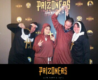 Escape Game Grenoble Prizoners