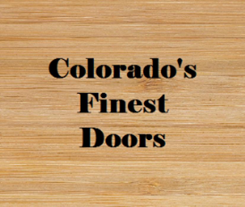 Colorado's Finest Doors - Aurora, CO
