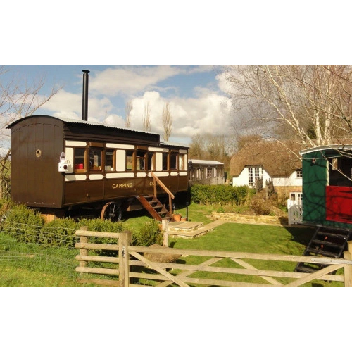 High Cross Camping Coach - Bridport, Dorset DT6 5NH - 01308 488701   ShowMeLocal.com