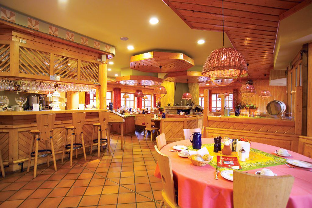 Foto de Hapimag Restaurant Grimbarts Braunlage