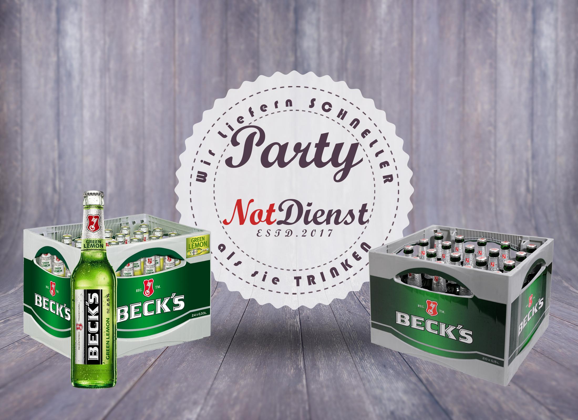 PartyNotDienstStade