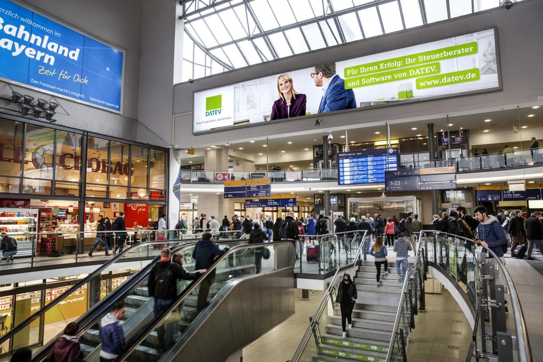 Einkaufszentrum Nürnberg