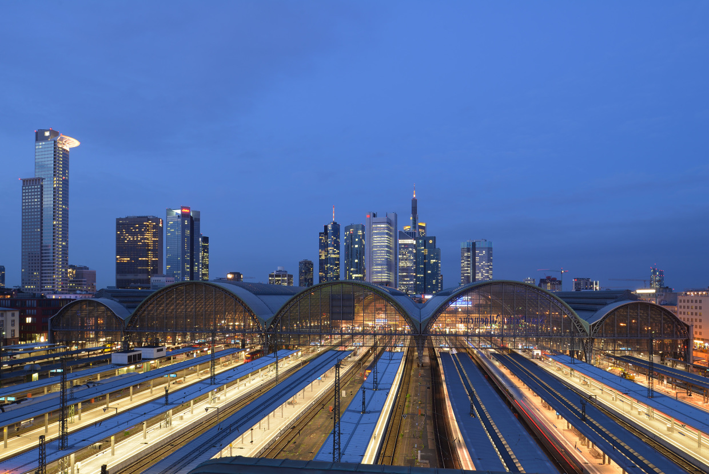 Einkaufsbahnhof Frankfurt (Main) Hbf