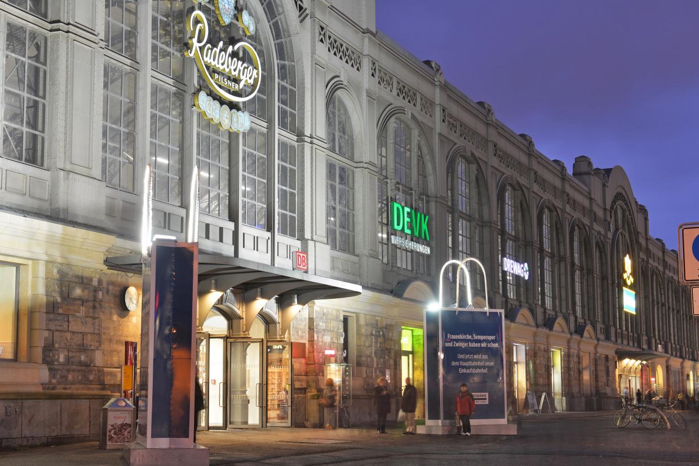Einkaufsbahnhof Dresden Hbf In Dresden Branchenbuch Deutschland